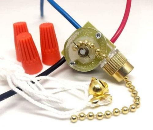 Zing Ear Ze 109 2 Wire Ceiling Fan Light Lamp Replacement