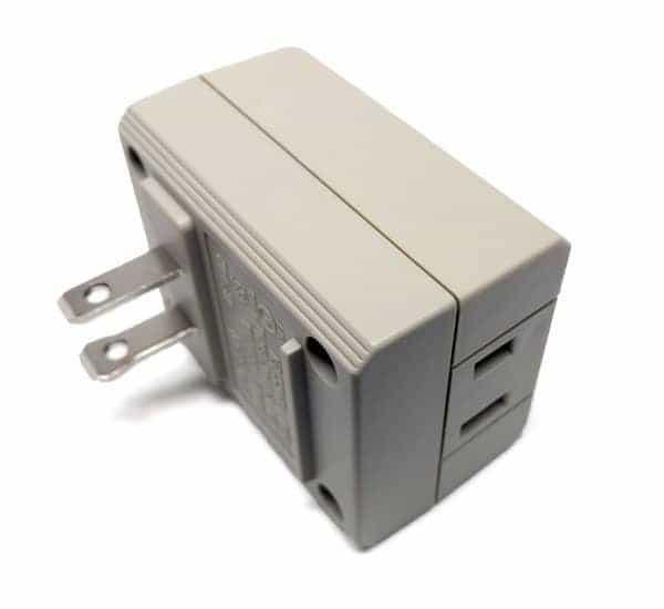 ZE-602 Plug in Dimmer switch (side)