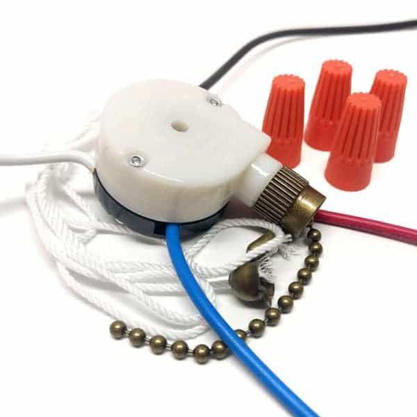 Zing Ear ZE-208s E89885 3 Speed Fan Switch ...