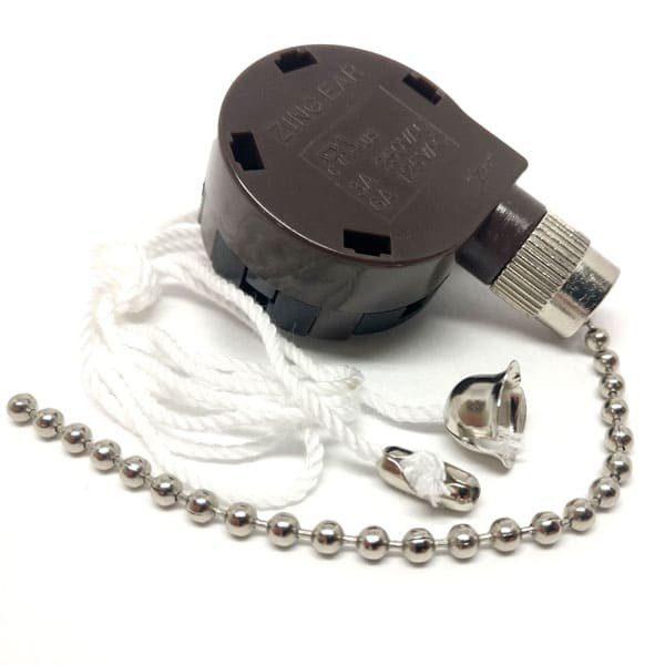 Zing Ear Ze 268s5 4 Speed 5 Wire Fan Switch