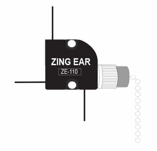 Zing Ear 3 Way Switch Wiring Diagram : Zing ear ze wire way pull chain light switch