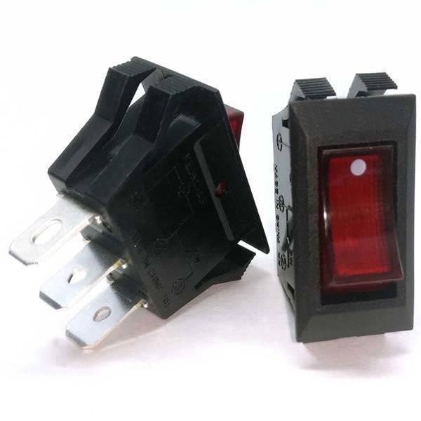 zing ear ze-215 lighted rocker switch