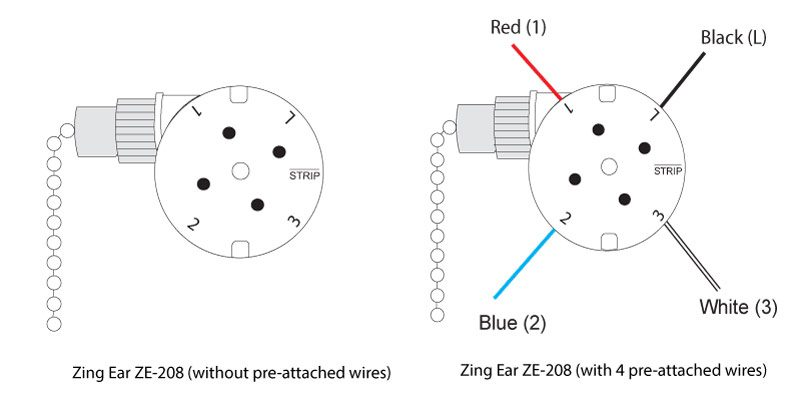 zing ear 208s wiring diagram
