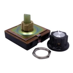 Zing Ear ZE-206M Fan Selector Switch - with Nut and Knob