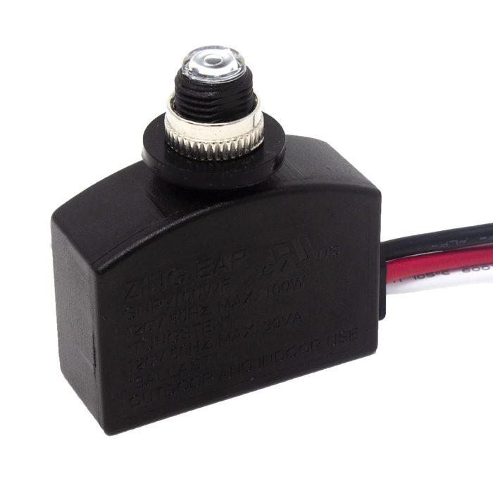 SNR-100wF Photocell Light Sensor switch main photo
