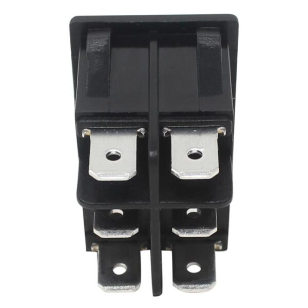Zing Ear ZE-235-2 Rocker Switch for electric space heaters (6 Pin)