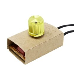 Zing Ear ZE-03 with Gold Turn Knob