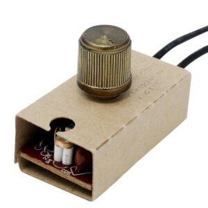 Zing Ear ZE-03SE Antique Brass Turn Knob