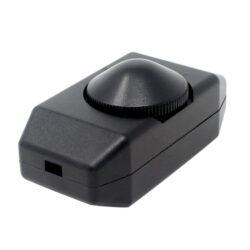 Zing Ear ZE-04 Inline Lamp Dimmer Switch (Black)