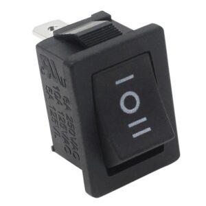 Zing Ear ZE-200-3 Rocker switch (3 Pins)