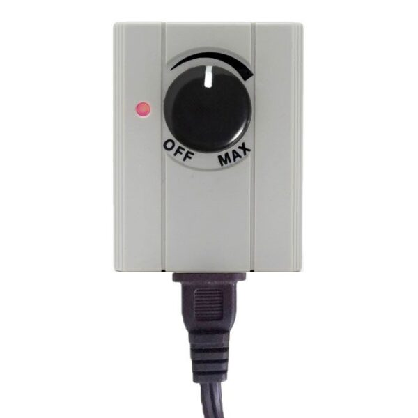 Zing Ear ZE-602 Plug-in Dimmer Switch - ON