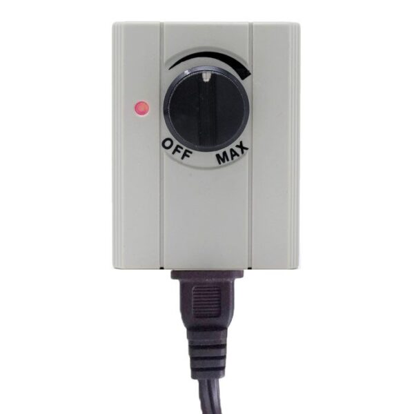 zing ear ze-602 plug in dimmer switch (light on)